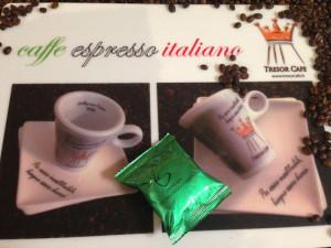 Espresso aromatizzato irish